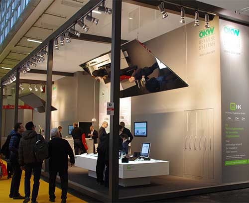 OKW GEHÄUSESYSTEME AT INTERNATIONAL TRADE FAIRS