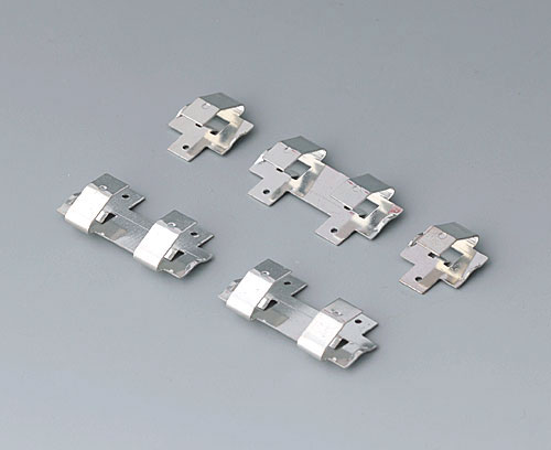 A9161001 Set of battery clips, 4 x AA