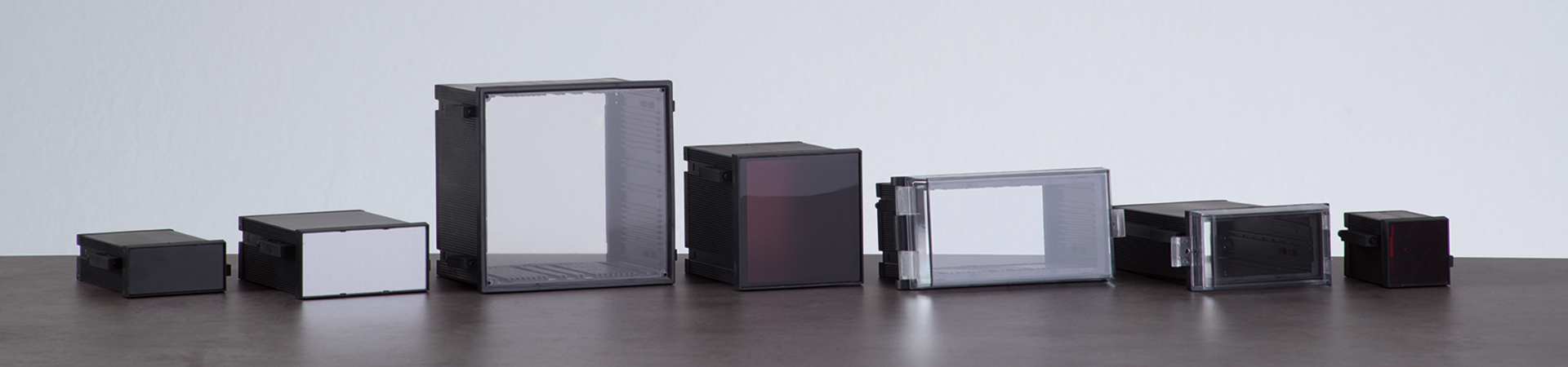 DIN-MODULAR CASES TYPE A