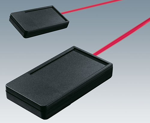 DATEC-POCKET-BOX moulded in infra-red permeable material