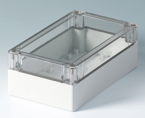 IN-BOX with transparent lid