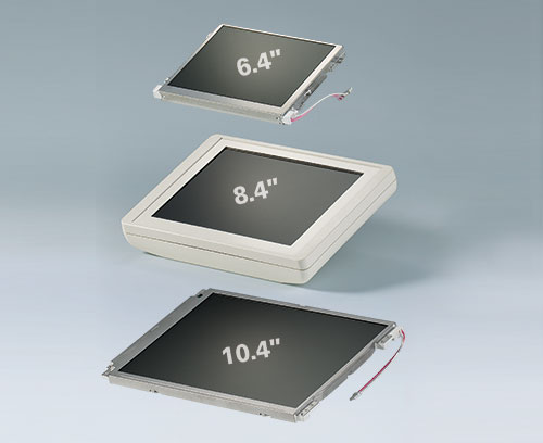 "For touch screen 6.4"" - 8.4"" - 10.4"""