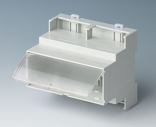 RAILTEC C with hinged front lid