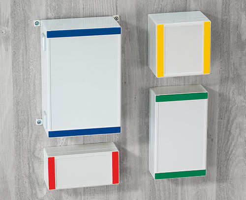 ROBUST-BOX wall mount enclosures