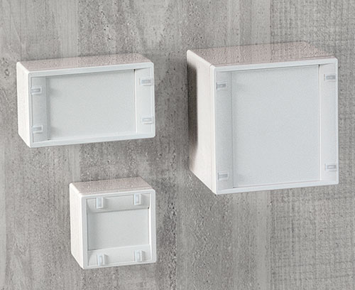 SNAPTEC wall mount enclosures
