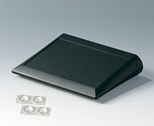 COMTEC enclosure with anti-slide feet