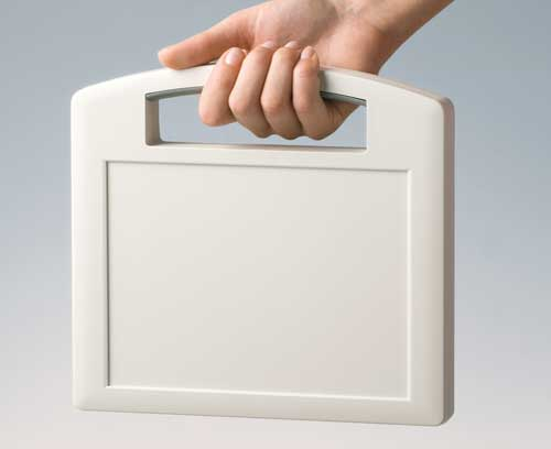 Portable instrument enclosures