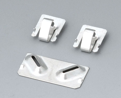 A9190002 Set of battery clips, 2xN/2xAA/2xAAA