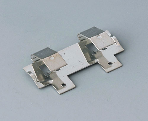 A9193003 Battery-clips, double contact