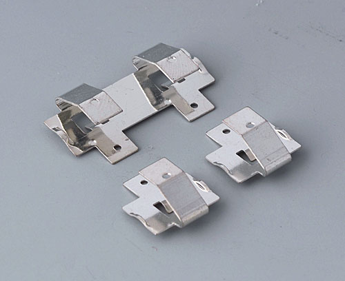 A9194001 Set of battery clips, 2 x AA