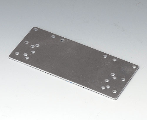 B4116136 Support plate L and M