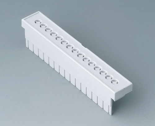 B6804112 Terminal guards, perforated, 5.08